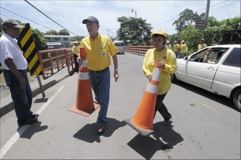 MOP concluye reconstrucción de Puente Chilama, Puerto La Libertad y habilita tráfico