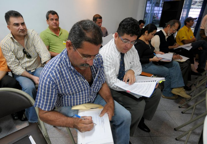Junta de Aclaraciones sobre proyecto Diego de Holguín, Tramo II