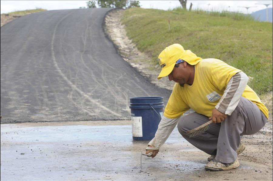 MOP inicia construcción de drenajes en Perímetro Sur de Finca El Espino, Antiguo Cuscatlán, La Libertad