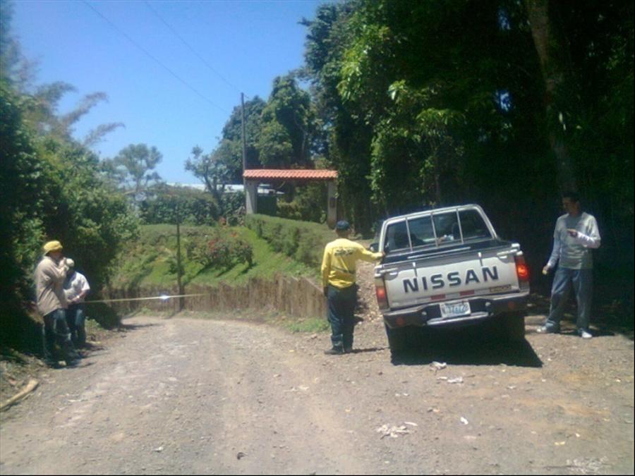 MOP-PNUD inician proceso de licitación de proyecto Tramo: Comasagua-Bello Horizonte, La Libertad