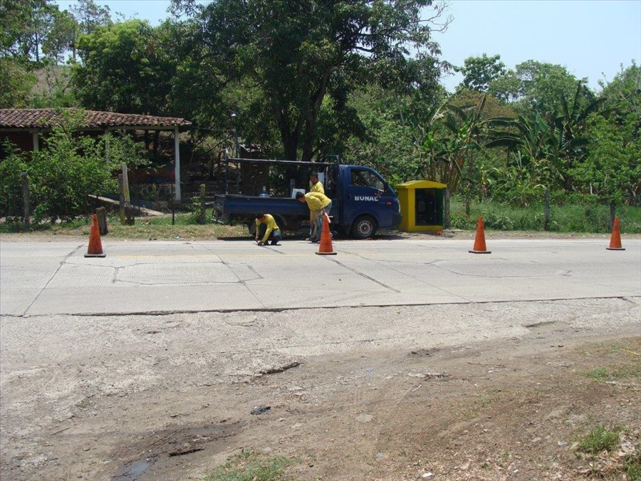 MOP realiza estudio de tránsito de red vial urbana e interurbana del país