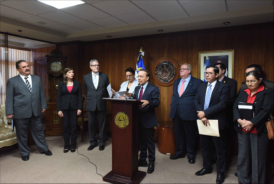 MOP presenta ante Asamblea Legislativa programa infraestructura vial estratégica con fondos Yucatan-BCIE