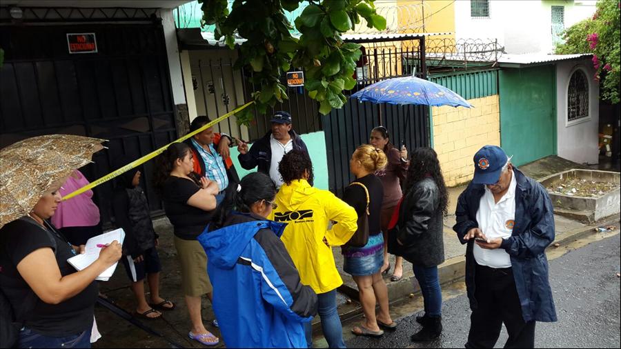 MOP monitorea situación red vial ante incremento de lluvias última horas