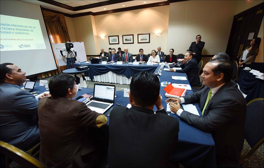 MOP dirige Segunda Reunión Presencial de Comisión Técnica Regional de Movilidad y Logística