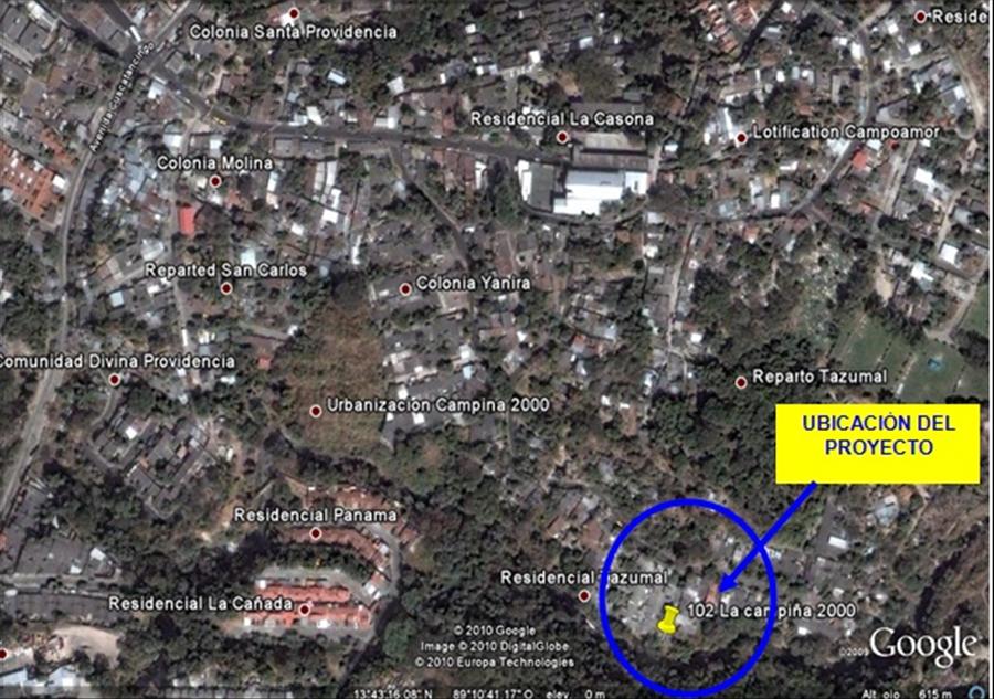 MOP inicia obras de protección en La Campiña 2000, Cuscatancingo, San Salvador