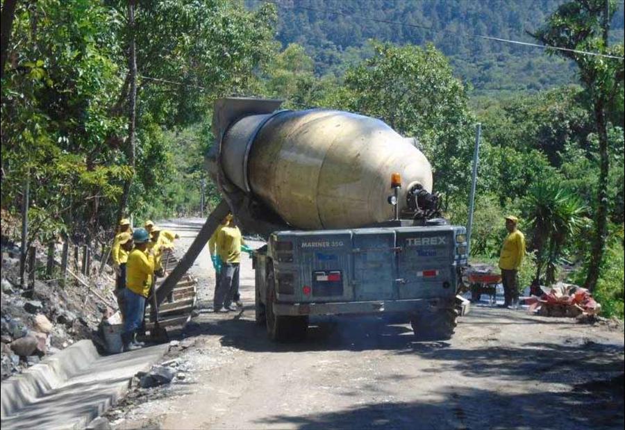 60% de avance en mejoramiento de carretera Arambala-Joateca, Morazán