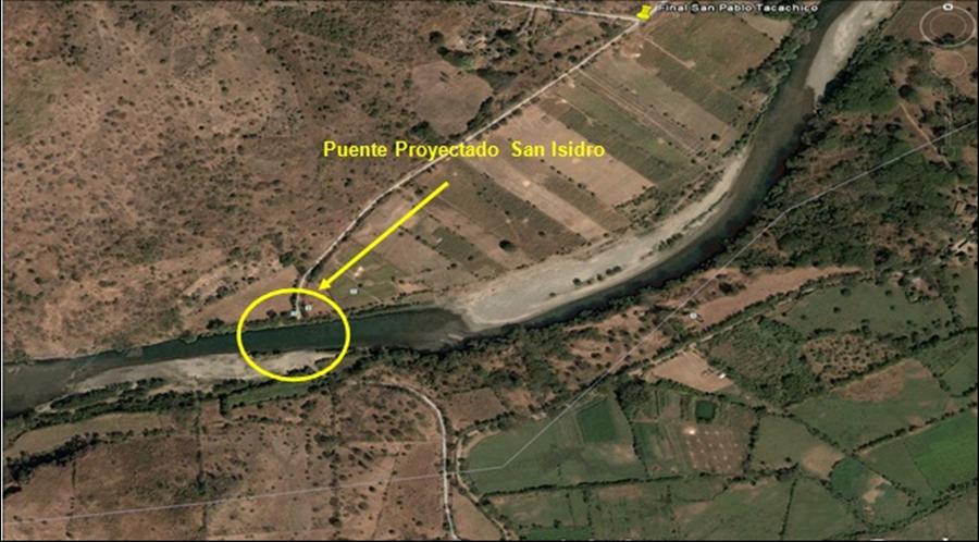 MOP inicia nuevo proceso de licitación para construcción de Puente San Isidro, sobre Río Lempa, entre La Libertad y Chalatenango