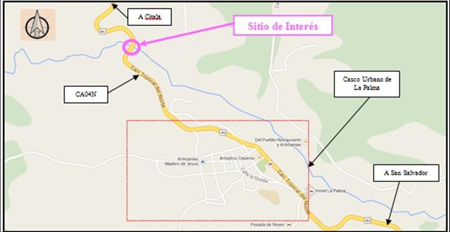 MOP inicia construcción de dos nuevos puentes en Chalatenango
