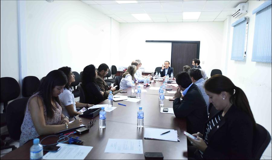 Nuevos miembros en Grupo Multisectorial CoST El Salvador