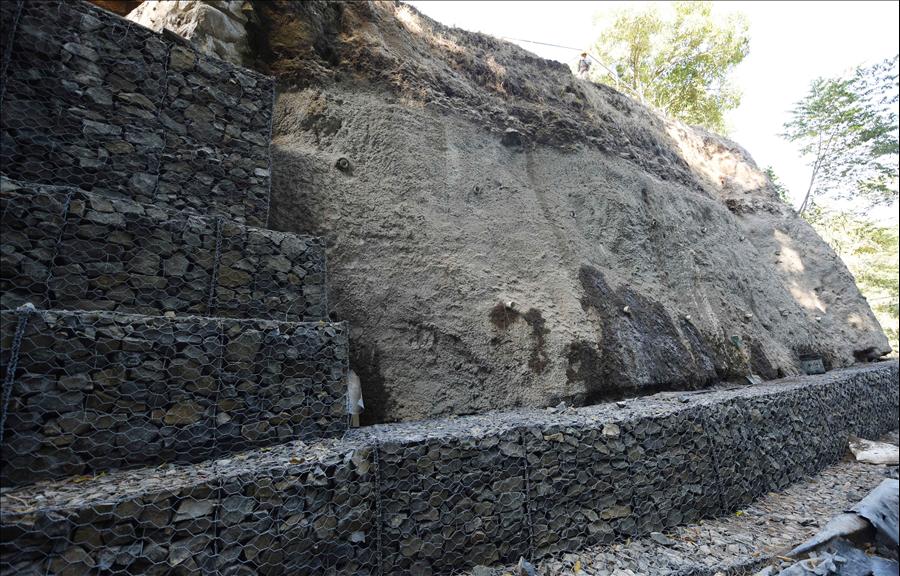MOP por concluir obras de protección en La Campiña 2000, Cuscatancingo