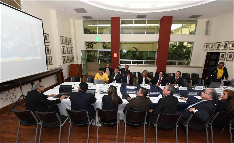 Autoridades de El Salvador y Guatemala se reúnen para tratar temas de interés bilateral