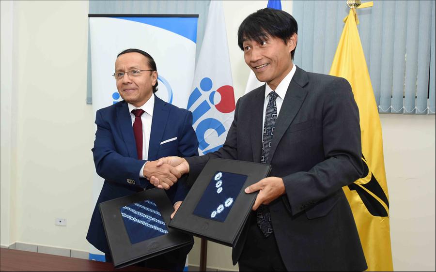 MOP y JICA firman GENSAI II para hacer frente al cambio climático