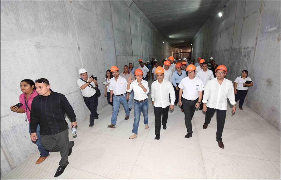 Vicepresidente anuncia alcance de meta en la ejecución de la inversión pública