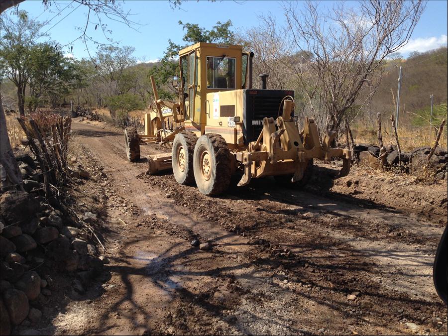 En Fase III: MOP mejora 106.5 kilómetros de caminos de El Sauce, La Unión