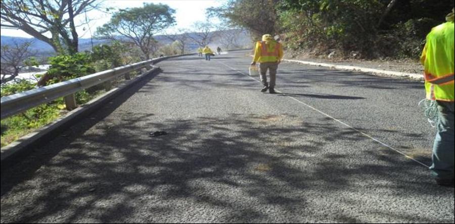 Por concluir pavimentación carretera Suchitoto-Cinquera, Etapa II