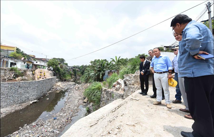 El Salvador avanza en reducción de riesgos y vulnerabilidad
