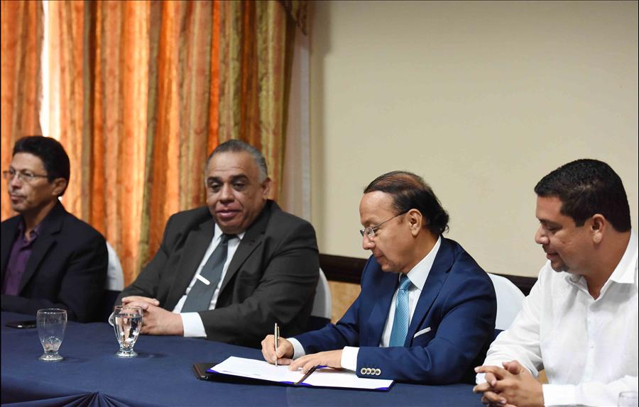 MOP suscribe convenio para transparentar las obras de desarrollo a ejecutarse en La Unión