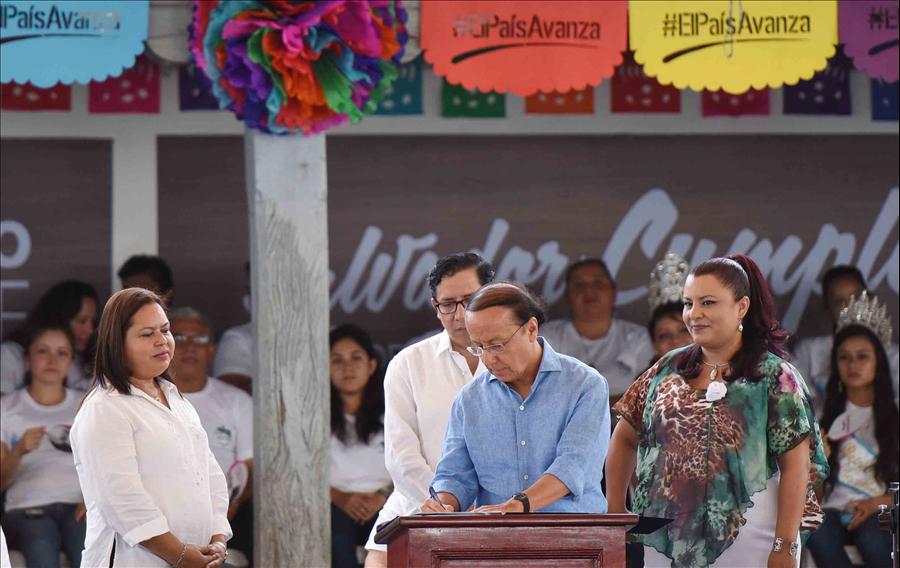 MOP y FOVIAL ejecutan obras viales en La Libertad por más de 40.9 millones