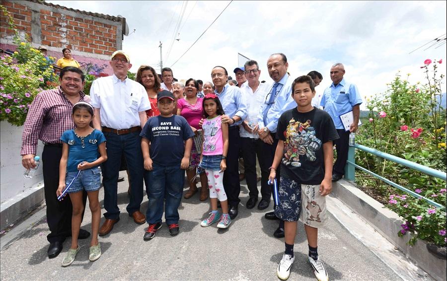 Viceministerio de Vivienda invierte 20.4 millones de dólares en obras de mitigación de riesgos y saneamiento en Asentamientos Precarios del AMSS