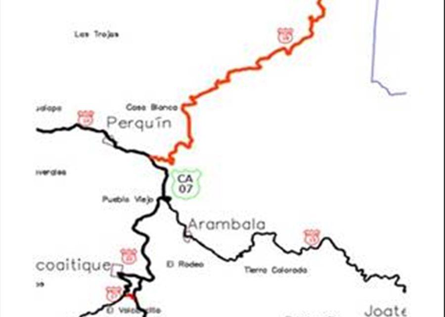 MOP inicia otro proyecto vial en Arambala, Morazán