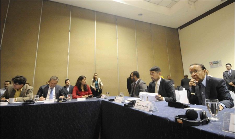 MOP realiza lanzamiento de programa GENSAI II para el Reforzamiento de la Infraestructura Pública