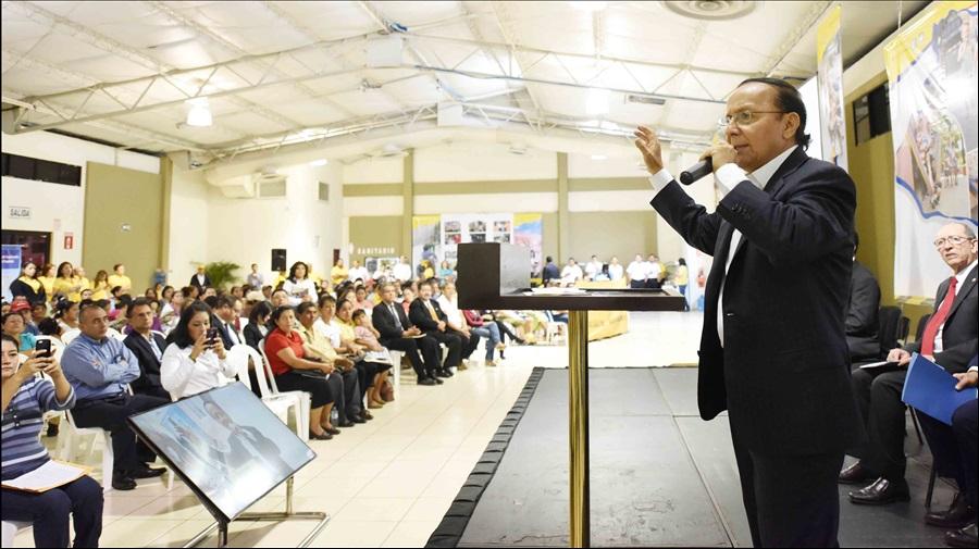 Durante 2015-2016: Más de 83,900 beneficiados por Viceministerio de Vivienda y el Instituto de Legalización de la Propiedad