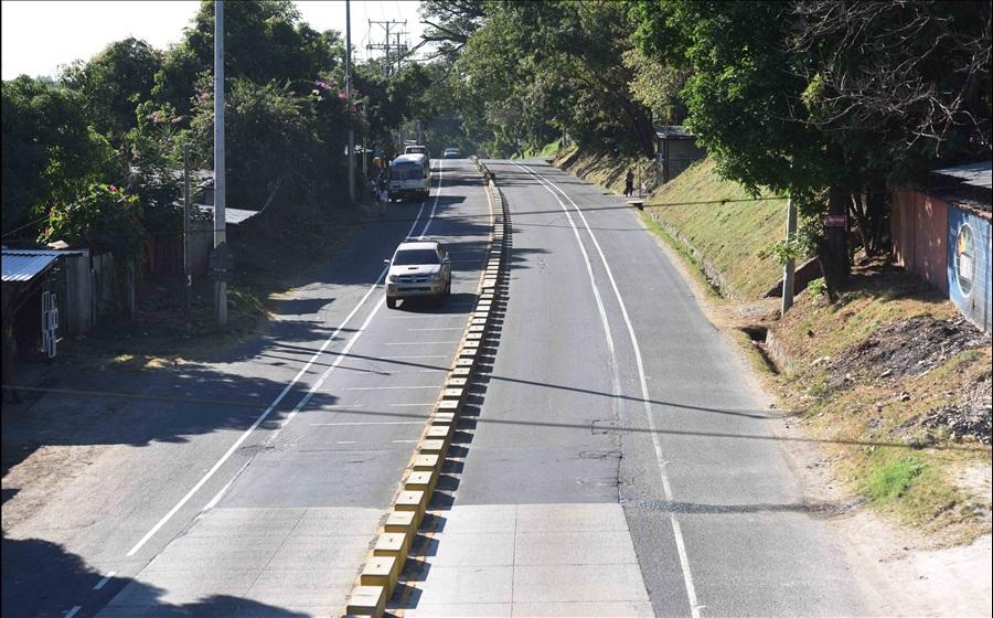 MOP-BCIE abren proceso licitación del diseño, construcción y supervisión de Tramo II. Ampliación carretera Zaragoza-by-pass La Libertad