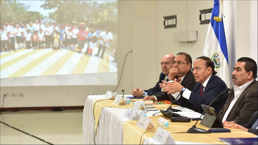 Durante el 2016: MOP-FOVIAL continúan transformando al país con buenas obras