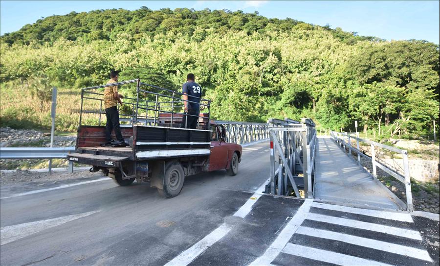 DURANTE EL 2016: MOP realiza obras de mantenimiento vial por más de $20 millones