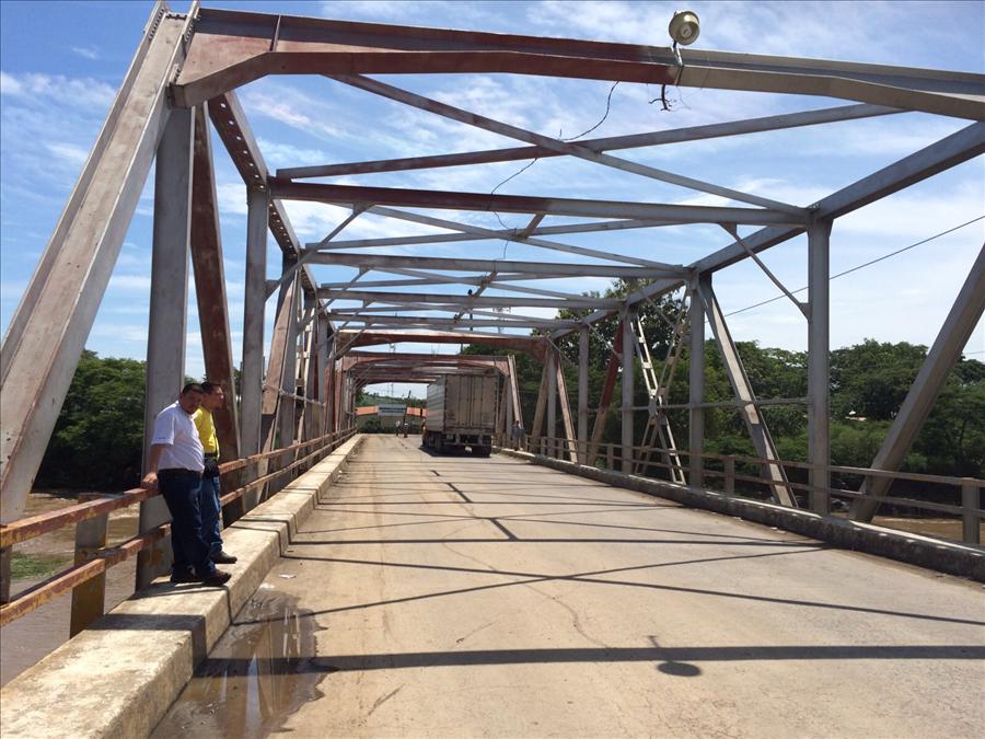 Licitación pública: Proyecto Construcción Puente Arce, Frontera la Hachadura, Ahuachapán