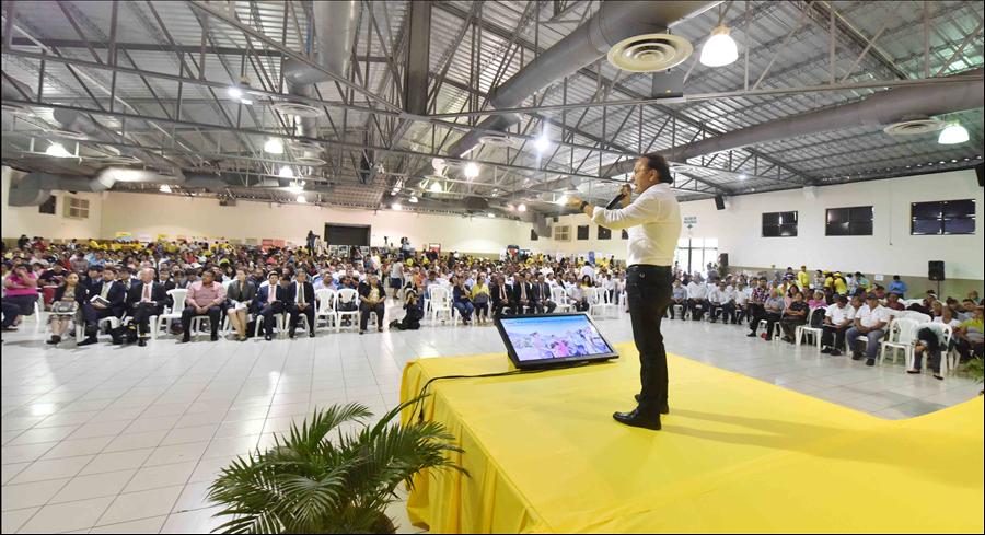2016-2017: El Salvador progresa