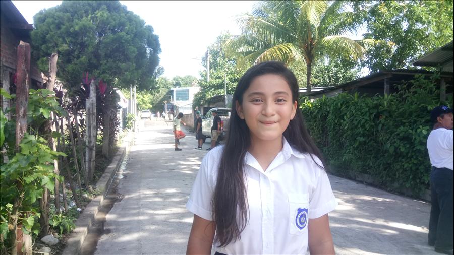Mejores calles y condiciones de vida en San Juan Opico