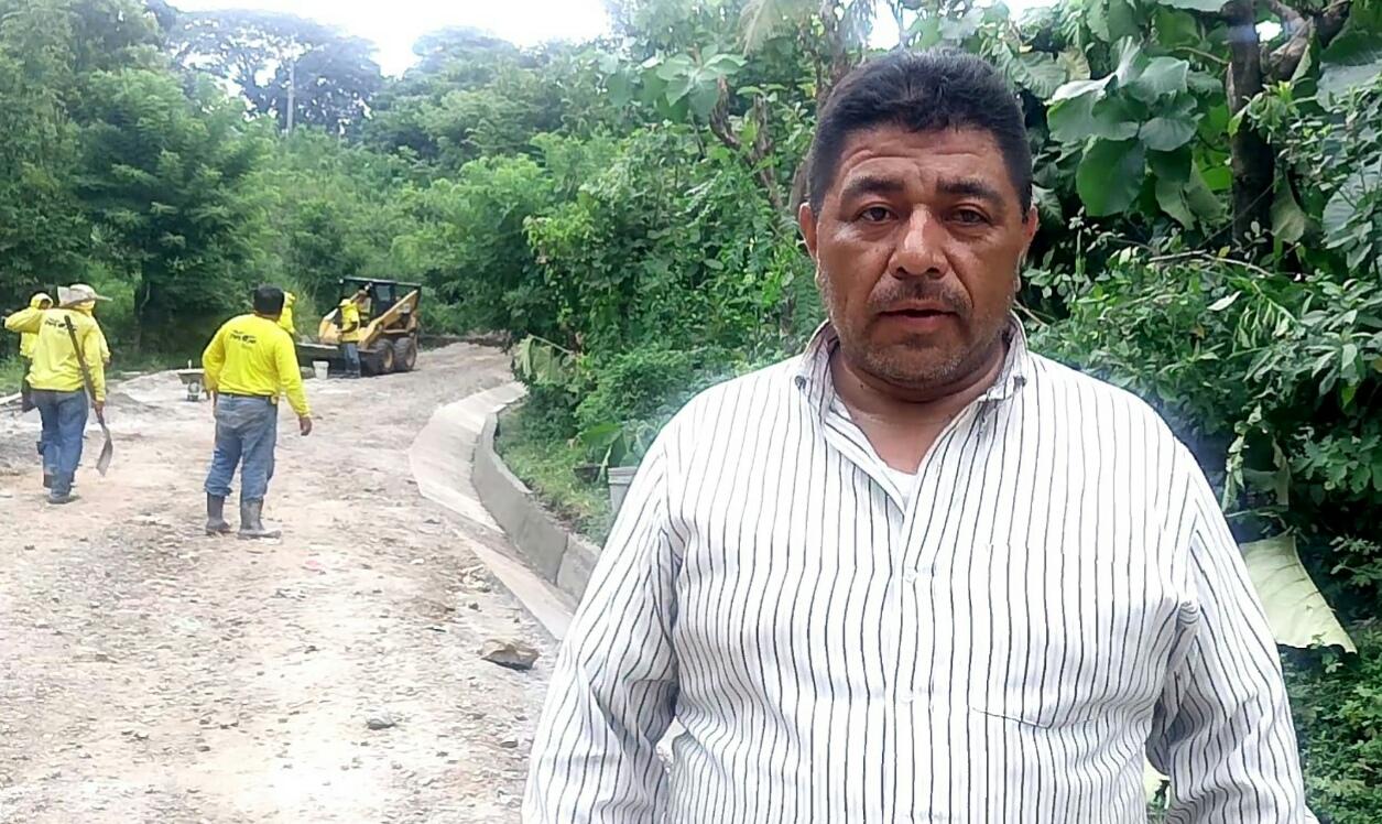 No más territorios abandonados en cantón El Jutillo, Rosario de Mora