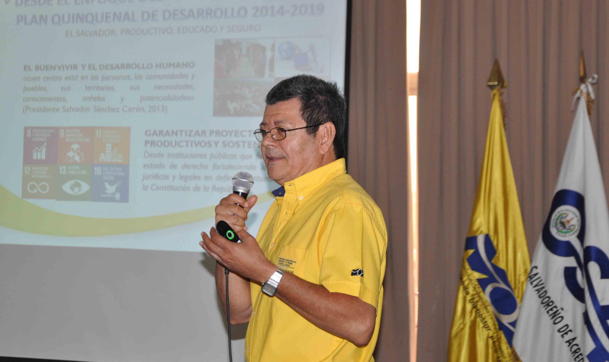 Ministerio de Obras Públicas capacita a oficiales de la zona oriental sobre gestión de calidad en el territorio