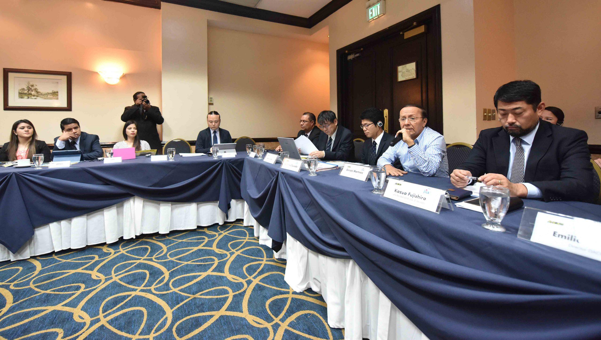 MOP-JICA presentan 8 proyectos de reducción de riesgos