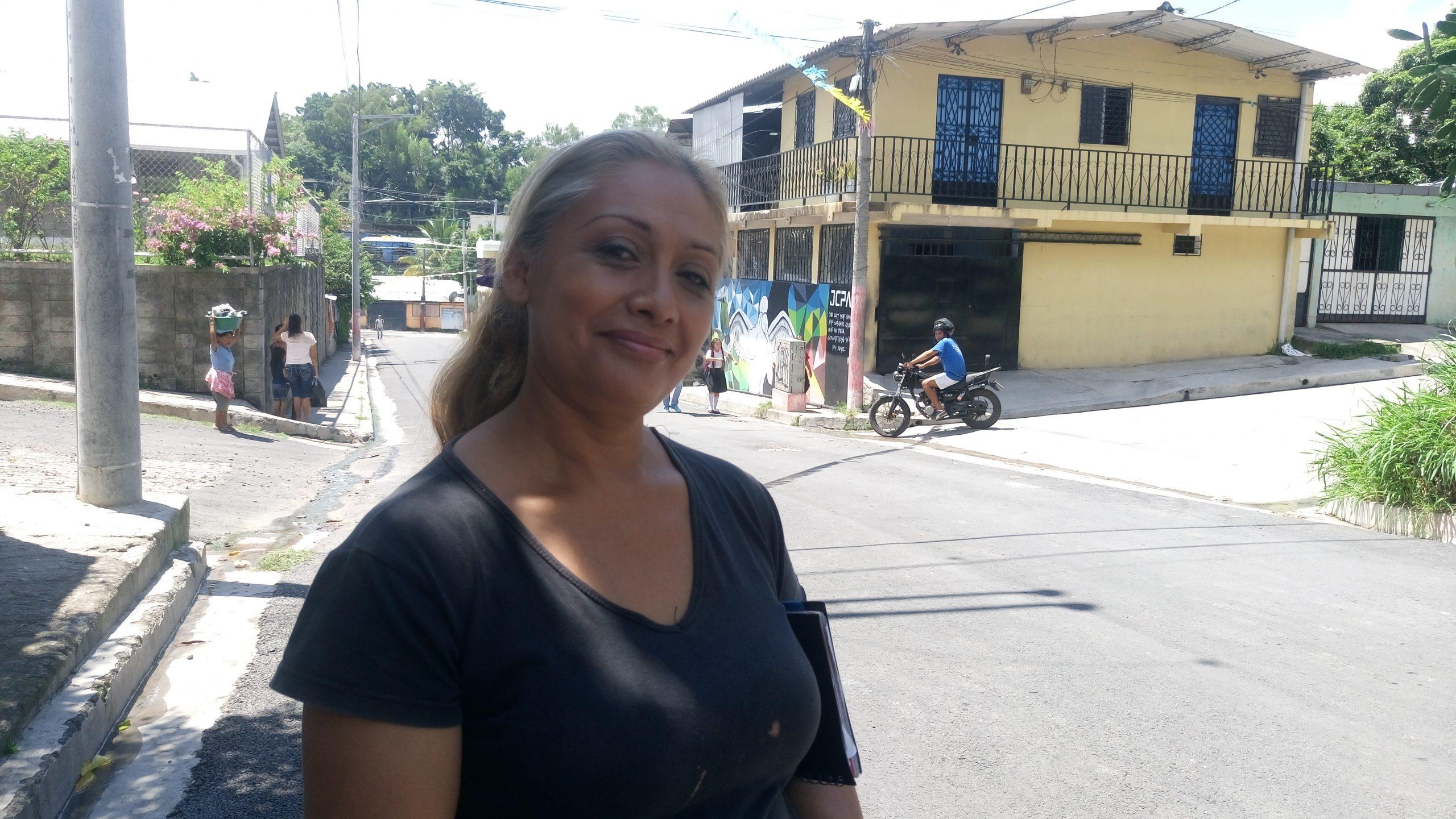 Buenas obras para mejorar calidad de vida en colonia Tierra Virgen I, San Martín
