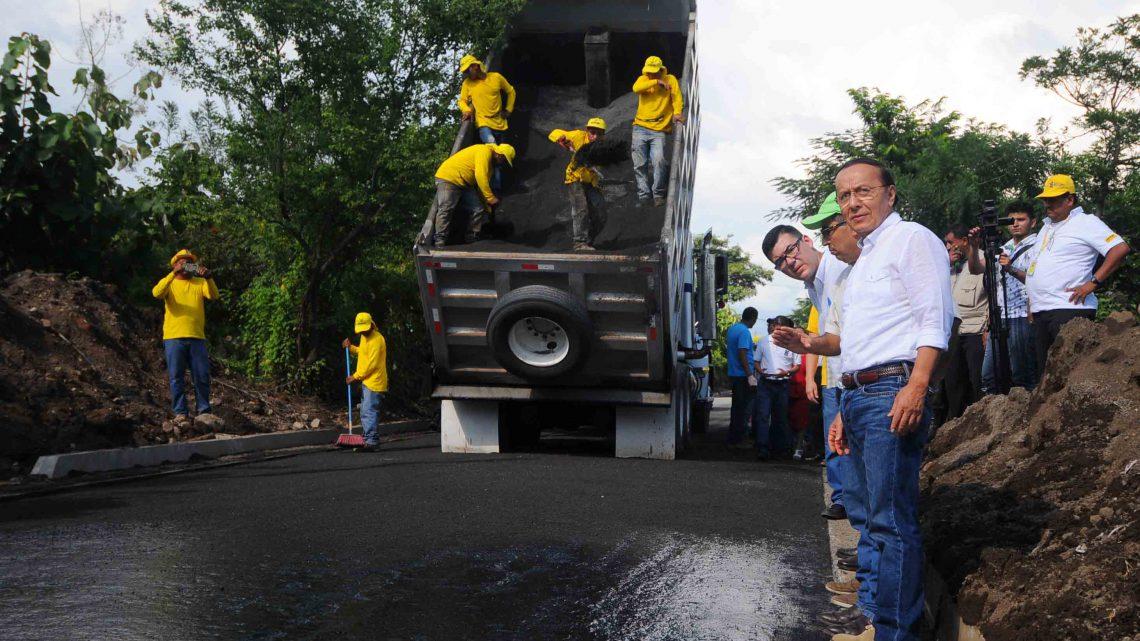 620 familias de Comunidad El Milagro, Acajutla, beneficiadas con ampliación de obras a solicitud de ciudadanía
