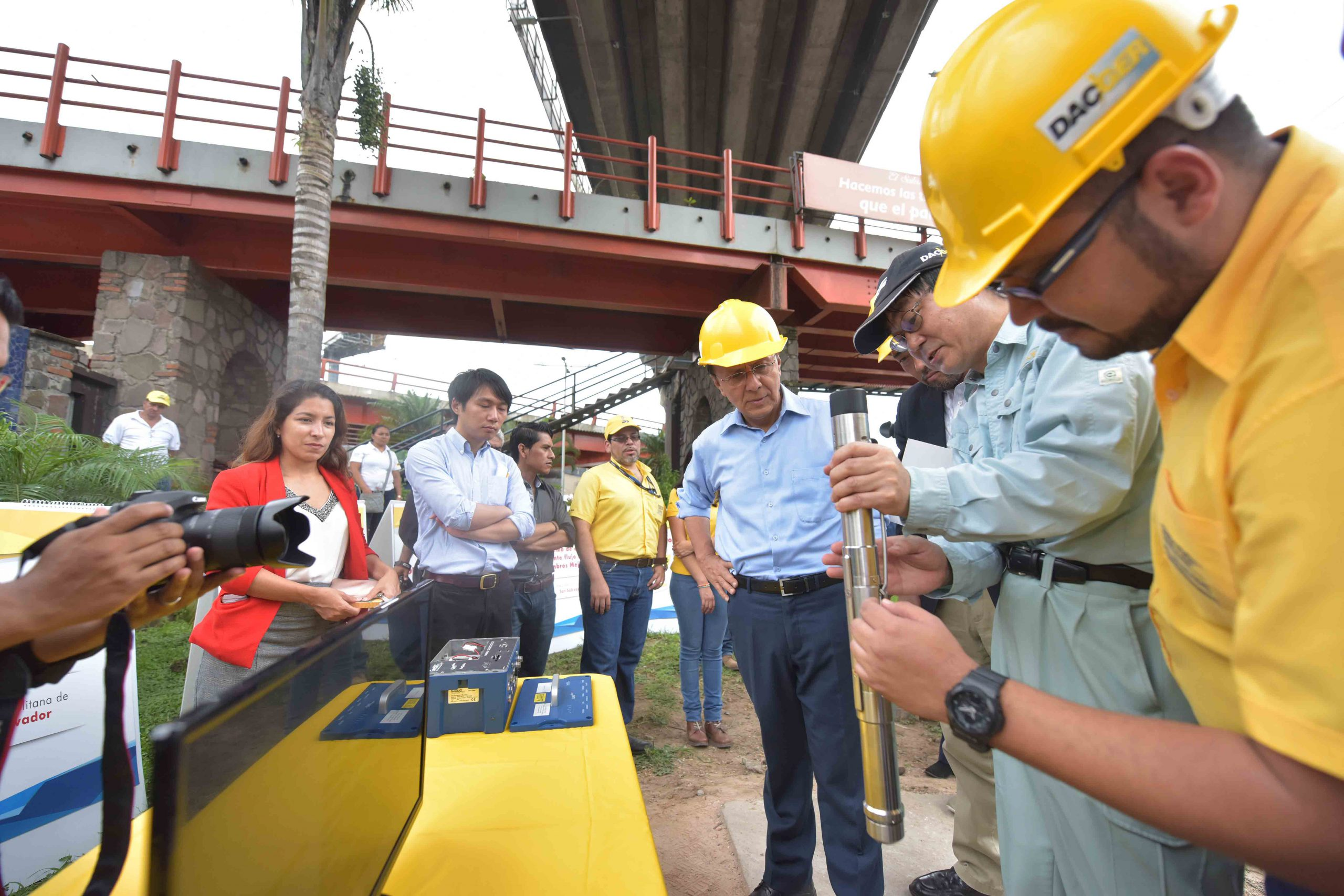 """MOP verifica funcionamiento de sistema de alerta temprana en Monumento """"Bienvenido a Casa"""""""