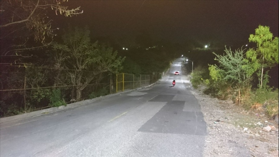 """MOP habilita calle Av. El Bálsamo, conocida como """"El Tobogán"""", Soyapango"""