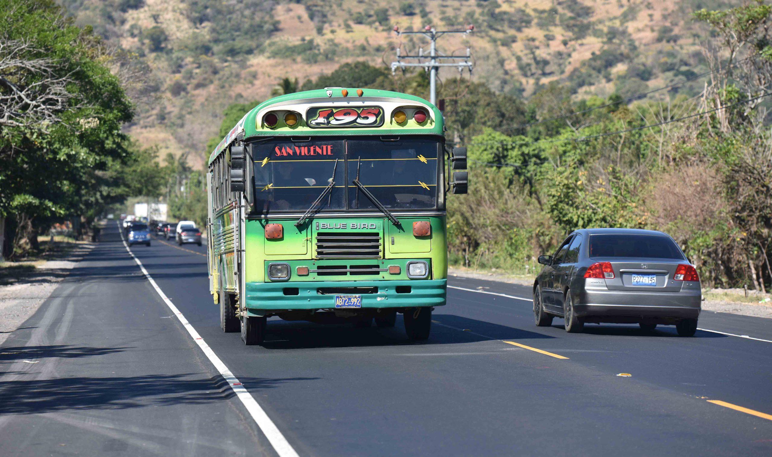 Renovación  8.7 kilómetros de carretera panamericana