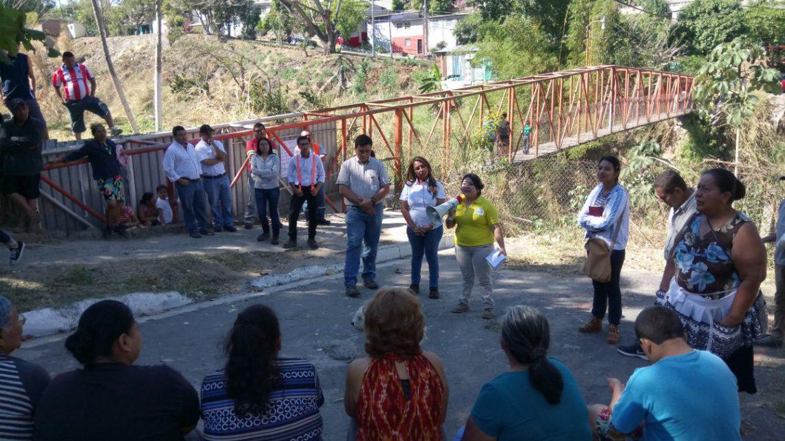 MOP inicia construcción Puente Los Almendros, Ciudad Delgado