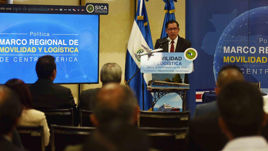 El Salvador socializa Política Marco Regional de Movilidad y Logística de Centroamérica