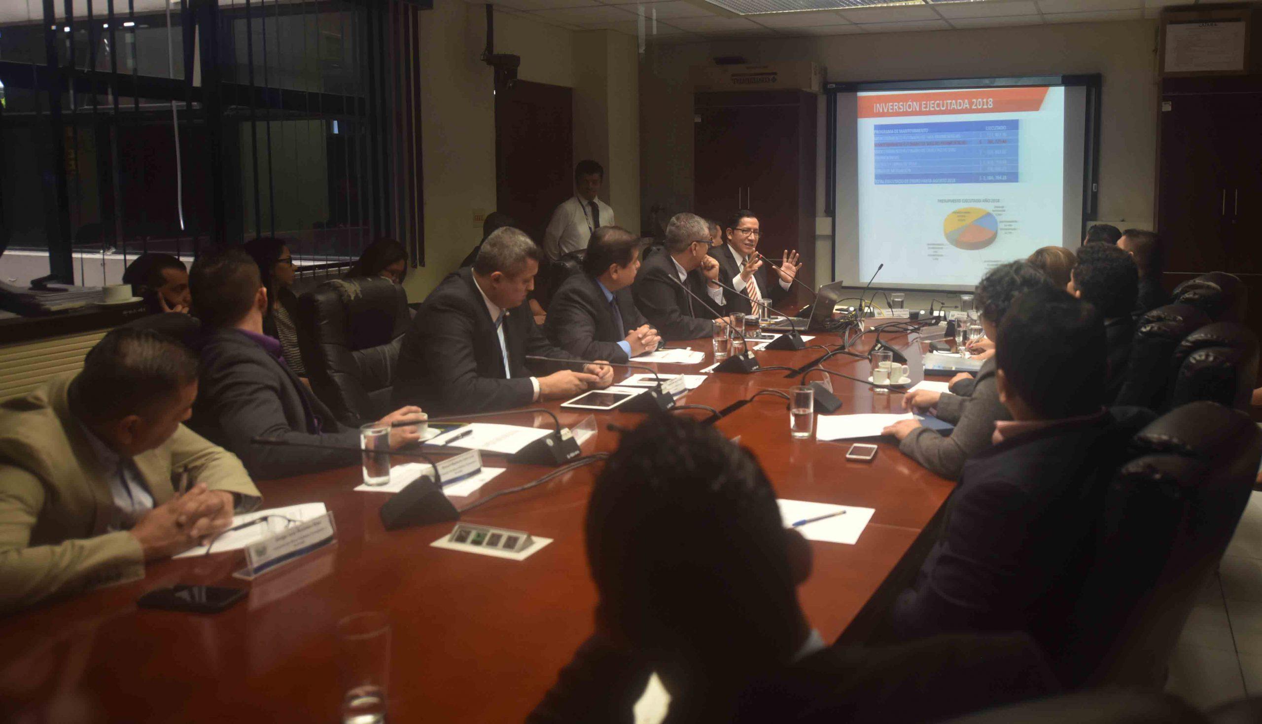 Fovial informa a asamblea sobre inversión de $ 7.8 millones en Chalatenango