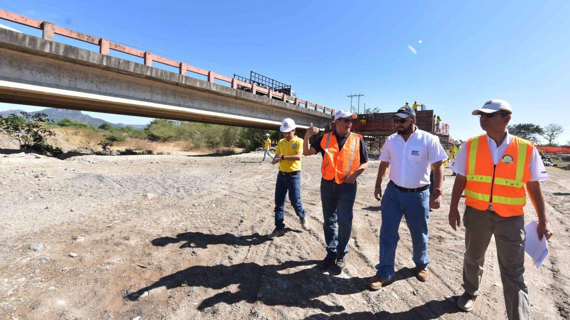 Avanza construcción proyectos de infraestructura logística, FOMILENIO II