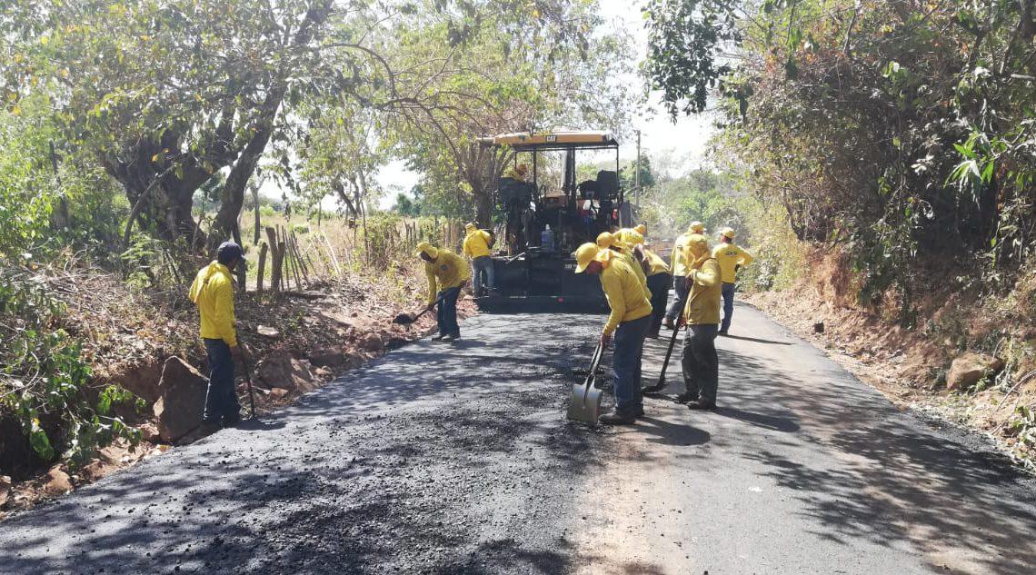 En ejecución 5 proyectos viales en zona occidental