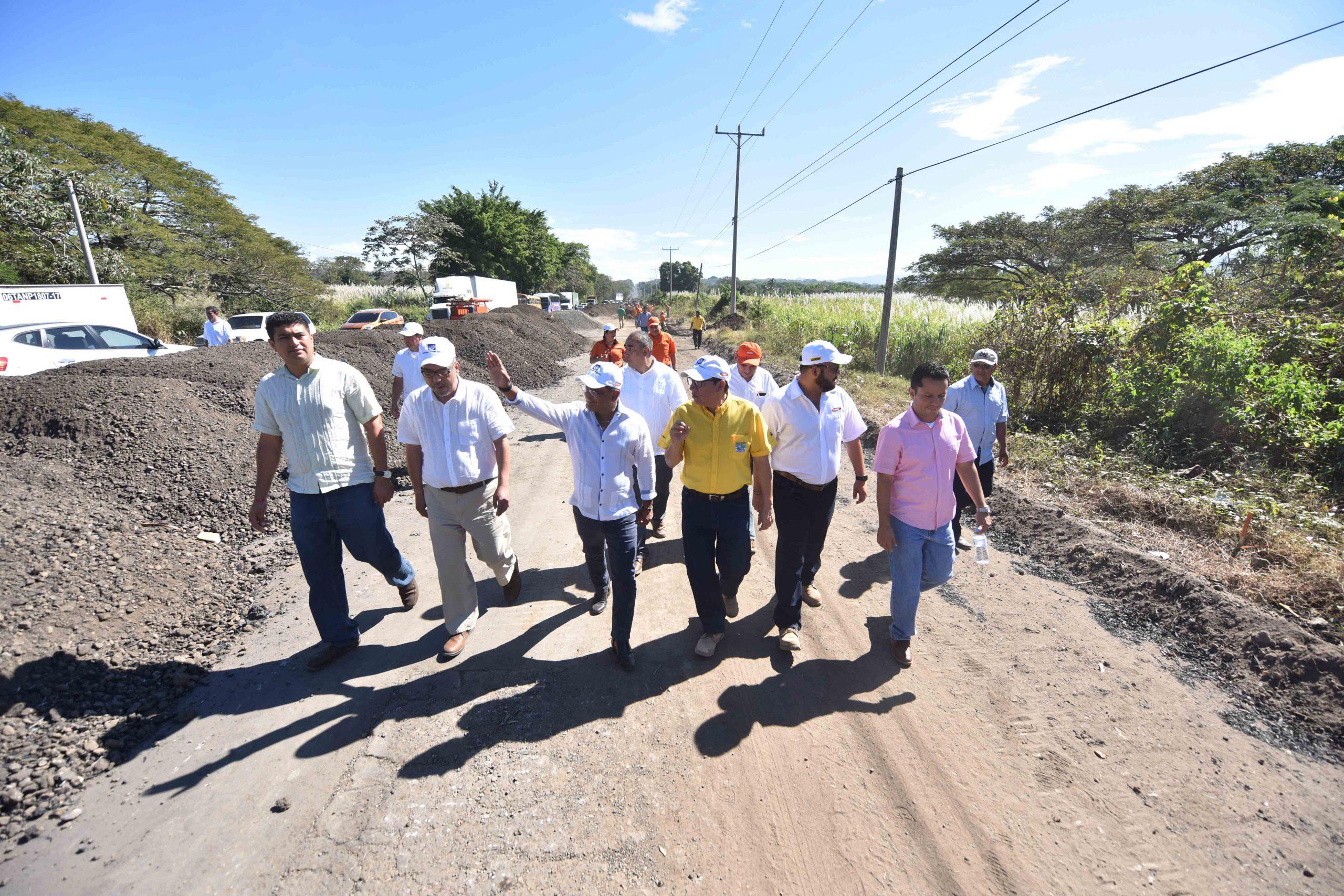 Más de 87 kilómetros de corredor logístico mejorados