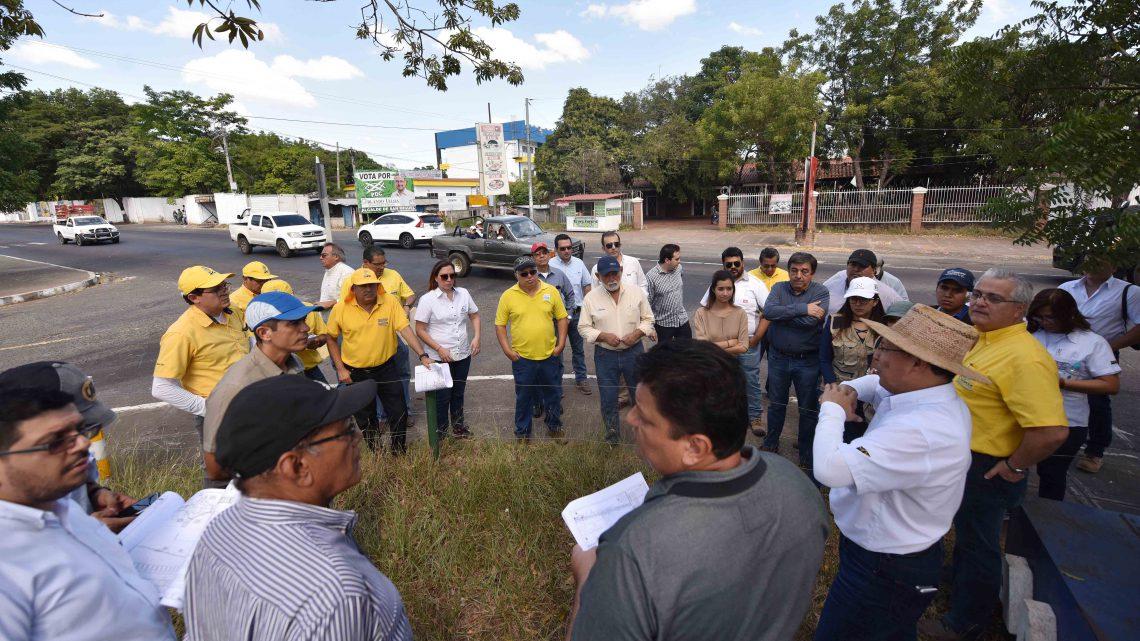 MOP apertura ofertas By Pass Ciudad de San Miguel