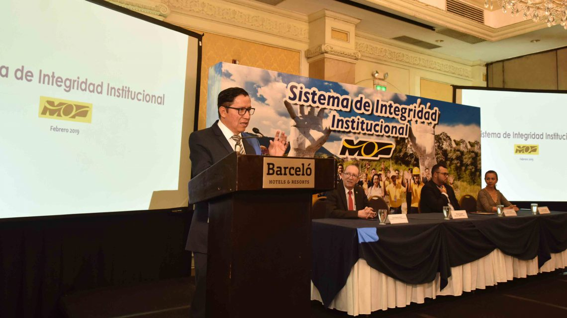 Presentación de Resultados de la Medición del Sistema de Integridad MOP