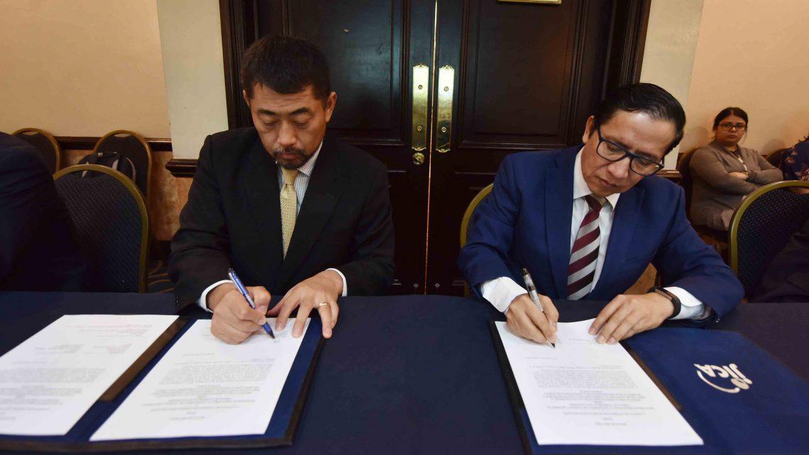 MOP presenta Plan Maestro para gestión de riesgos de geo amenazas viales en El Salvador