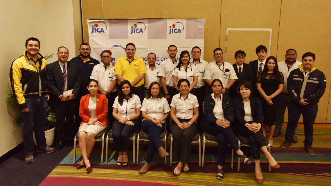 """MOP y JICA presentan documento """"Gestión del Riesgo en la Infraestructura Pública de El Salvador"""""""